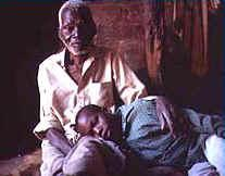AIDS in Africa pictures